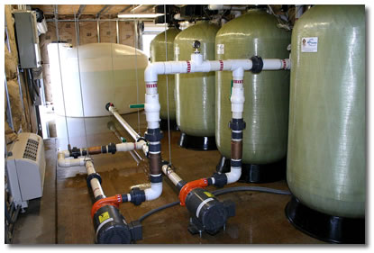 industrial water filters